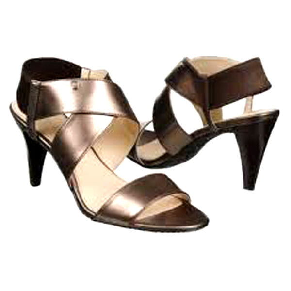 New Calvin Klein  Kandy Metallic  Damens's Sandales schuhe  Größe 8.5
