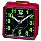 Casio Tq1401 Quartz Beep Alarm Clock for Travel Bedroom Bedside Office Desk