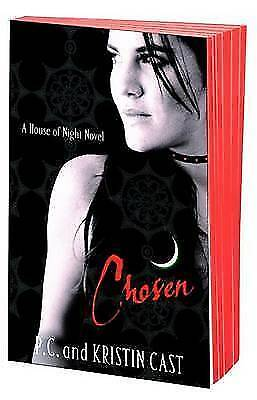 """""""AS NEW"""" Cast, P. C., Cast, Kristin, Chosen: Number 3 in series (House of Night)"""