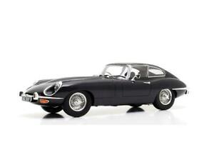 Jaguar E-Type Coupe Serie 2 dunkelblau 1968 - 1:18 Cult Scale limited