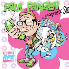 New: PANZER,PAUL: Ich Begrusse Sie Import Audio CD