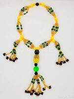 Collar De Masito Para El Carro En Especial Ifa Yoruba Orisha Oshun Ibu Kole Ochu