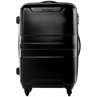 Trolley Valigia Uomo Donna Nero Tommy Hilfiger Bag Cabin