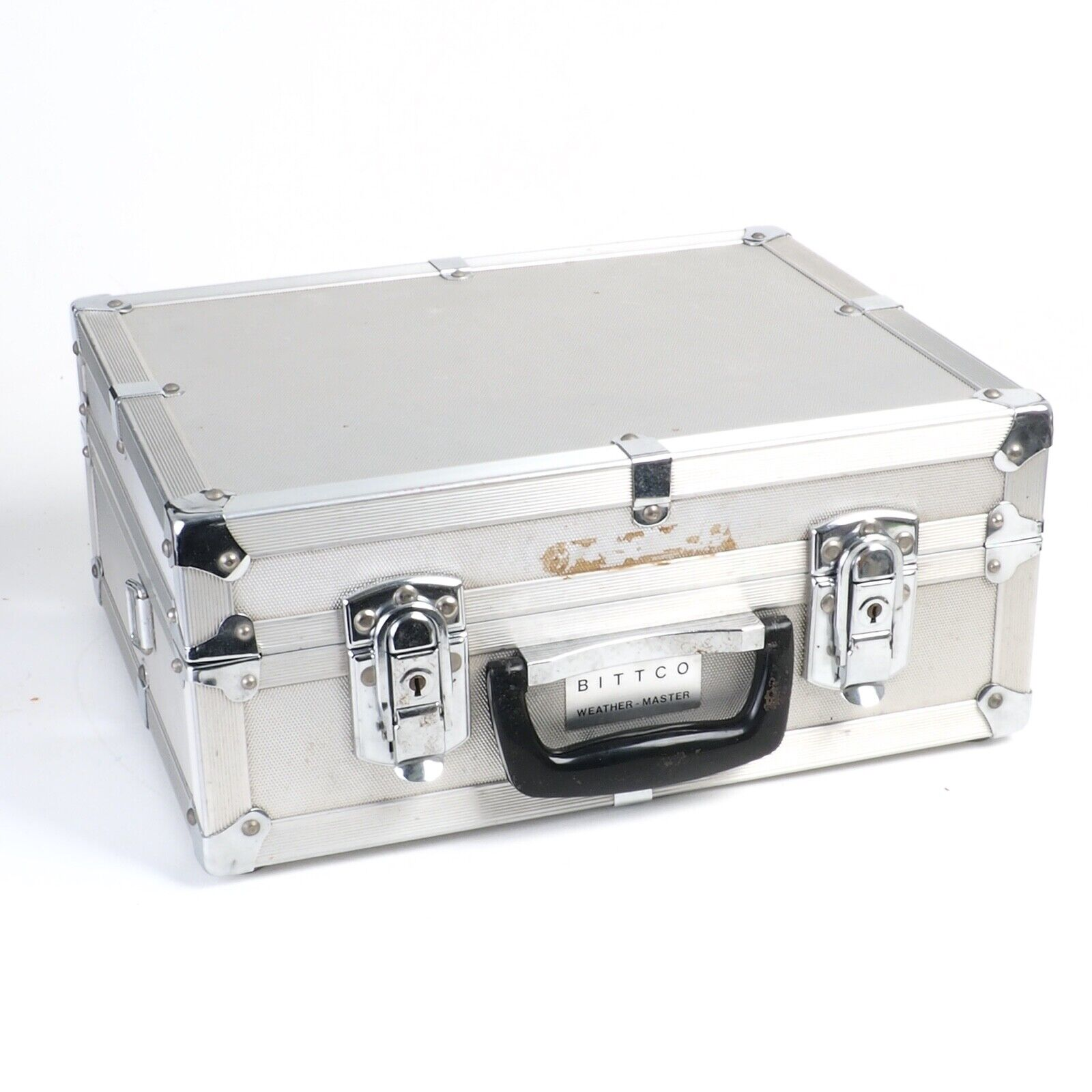 ^ Bittco Weather Master Chrome Hardbox for Camera Systems or Other Valuables!