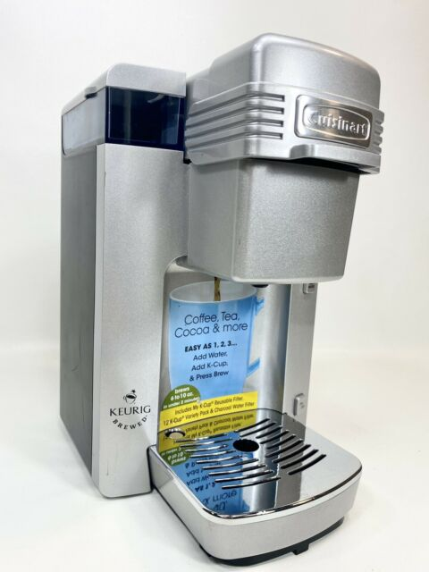 Cuisinart Gourmet Collection Compact Single Serve Keurig Brewed SS-300