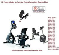 Ac Power Adapter For Schwinn Recumbent Exercise Bikes