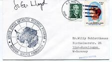 USARP Research Program National Science Foundation Polar Antarctic Cover SIGNED