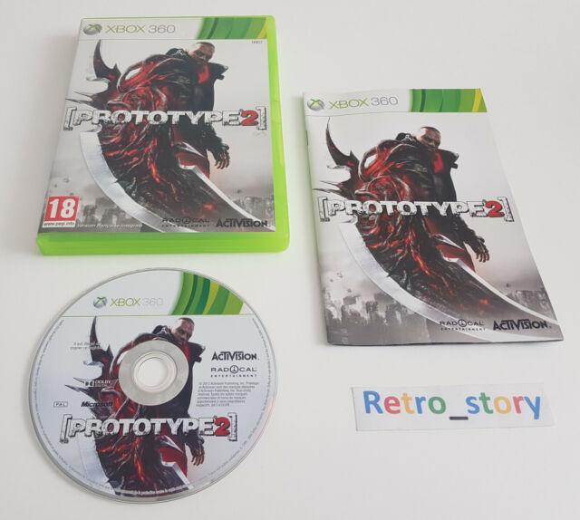 Microsoft Xbox 360 - Prototype 2 - PAL