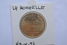 1 EURO DE  LA ROCHELLE  7/18 OCTOBRE  1997