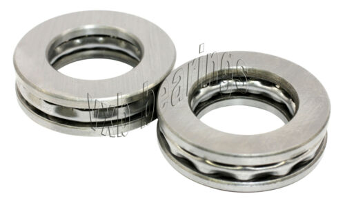 2 Thrust Bearing 10 x 18 x 5.5 mm Metric Bearings VXB