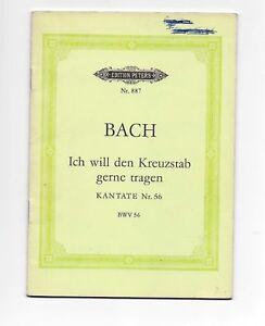 Bach-Ich-will-den-Kreuzstab-gerne-tragen-Kantate-Nr-56-Taschen-Partitur