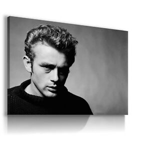 Image is loading JAMES-DEAN-AMERICAN-ACTOR-Canvas-Wall-Art-Picture-  sc 1 st  eBay & JAMES DEAN AMERICAN ACTOR Canvas Wall Art Picture JD8 X | eBay