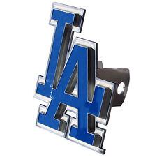 Los Angeles LA Dodgers MLB TEAM LARGE DIE CUT 3D LOGO TRUCK HITCH COVER  ~ New