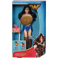 "DC Comics Wonder Woman Shield Block Doll   1/6 Action  figure 12"" NEW!"