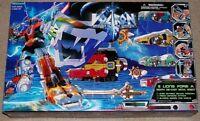 Transformers Trendmasters Authentic 1997 Lion Voltron Iii Die Cast Metal Misb