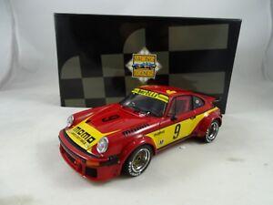 01:18 Exoto # 19095 Porsche 934 Rsr # 9 Gt 1977 Rouge Momo Rare