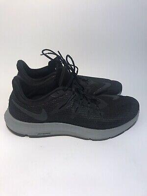 Nike Quest Running Shoes Black/Grey Men