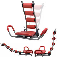 Maxstrength Ab Abdominal Rocket Twister Crunches Exerciser Machine Gym Fitness
