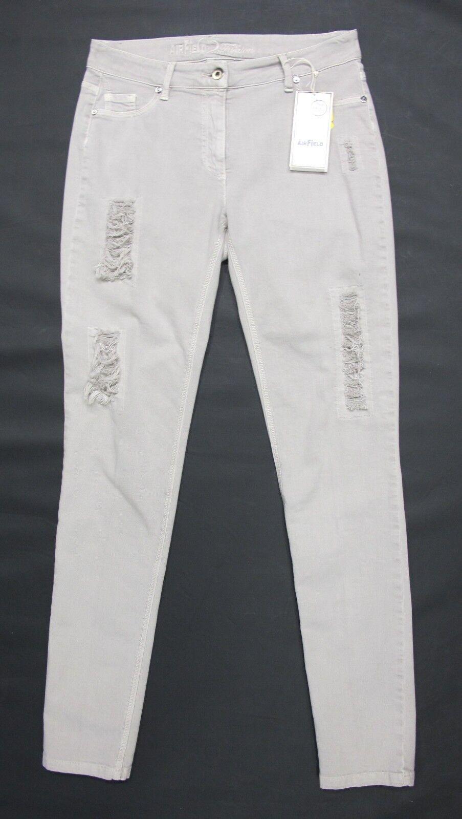 Airfield Jeans  JPL -555 JHighw.Grau Gr. 36 38 40 42