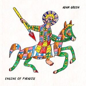 ADAM-GREEN-ENGINE-OF-PARADISE-VINYL-LP-NEW