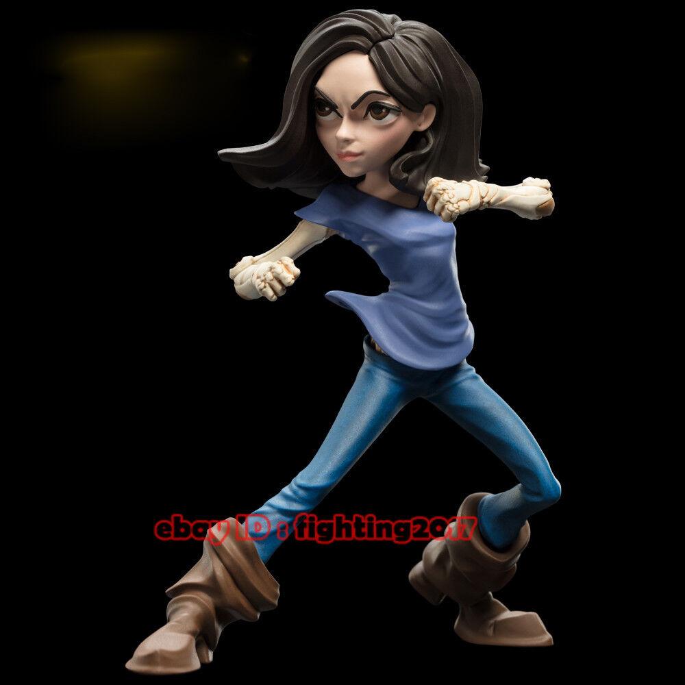 Figura De Ángel Weta Alita batalla Mini epopeyas Alita San Diego comic-con 3 Figuras Modelo En Stock