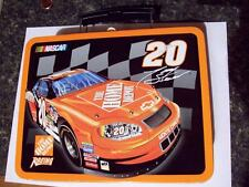 HTF  Tony Stewart (retired) Home Depot #20 Lunch Box  ~  NWT!   Displayed only!!