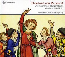 Ensemble De Musique Ancienne - Minnelieder [New CD]