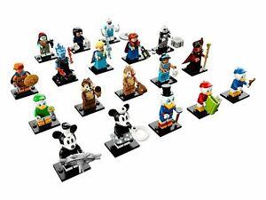 Lego-71024-minifiguras-Disney-serie-2-seleccionar-de-18-personajes-o-completamente