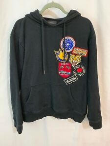 Mad Blue Men S Xl Black Fun Patches Thick Thighs Save Lives More Hoodie Ebay A thick woman has most of her excess weight distributed in the right places. ebay