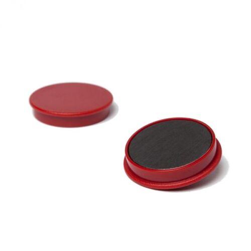 ROT TAFEL BÜRO PINNWAND 32x7 mm OFFICE MAGNET 50x MAGNET PIN MAGNET BOARD
