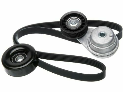 For 2005-2010 Ford Mustang Serpentine Belt Drive Component Kit Gates 38749GH