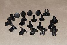 8 mm Kia clips de plástico Remaches-Moldura Interior paneles, alfombras y revestimientos