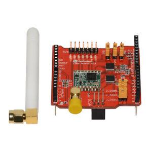 Details about 868MHz Transceiver Module LoRa Shield V95 for Arduino  Leonardo Uno Mega DUE