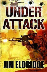 Under-Attack-by-Jim-Eldridge-NEW-Book-FREE-amp-Fast-Delivery-Paperback