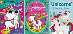 3-x-Unicorn-Colouring-Books-for-Girls-Boys-A4-Paperback-Books-for-Children-3