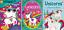 3-x-Unicorn-Colouring-Books-for-Girls-Boys-A4-Paperback-Books-for-Children-3 thumbnail 1
