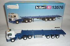 KIBRI - Model Construction Set - - 13576 - Man - Heavy Load Transport - 1:87