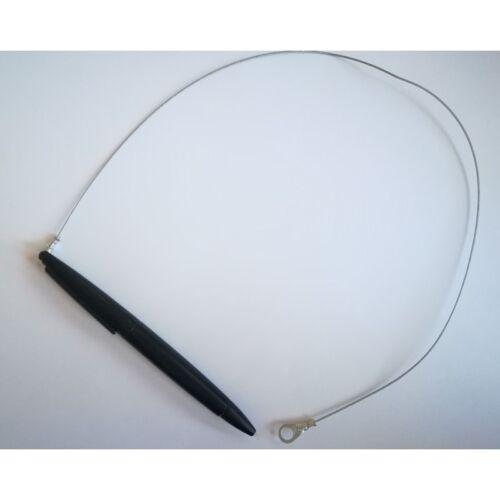 Hmi Pantalla Táctil Panel Táctil Resistiva Stylus Pen para//Hmi Alambre 400mm 001245