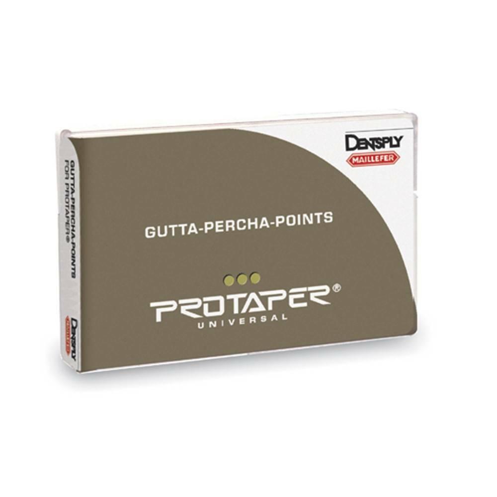 Protaper Universal F1-F3 Assorted Gutta Percha Points Dentsply Tulsa Box of 60