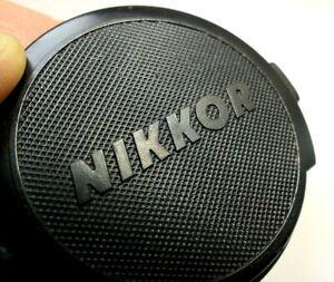 Nikon-NIKKOR-52mm-Lens-Front-Cap-Genuine-original-made-in-Japan-JUM-515-897