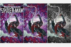 Miles-Morales-Spider-Man-19-ASM-300-homage-Virgin-Trade-venom-thor-crain-hulk