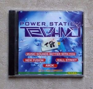 CD-AUDIO-MUSIQUE-VARIOUS-034-POWER-STATION-VOLUME-2-034-12T-CD-COMPILATION-NEUF