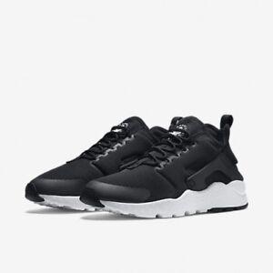 Damen Air Huarache Ultra Premium in Schwarz 859511-002 Schuhe Sneakers EUR 40,5 US 9 Nike