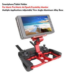 423839f506c For DJI Spark Mavic 2 Pro Remote Holder Tablet Phone Crystalsky ...