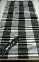Buy It Now Pendleton Woolen Mill Blanket Wool Remnant 46 X 20 Fabric