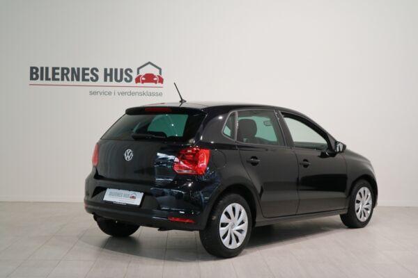 VW Polo 1,4 TDi 90 Comfortline BMT - billede 1