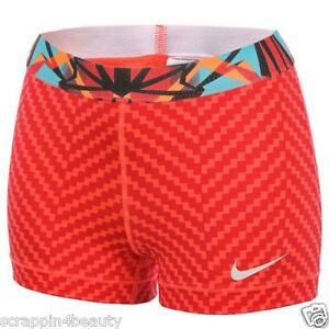 55a933395 717570-634 New with tag Nike Women's Pro 3 Inch compression Short ...