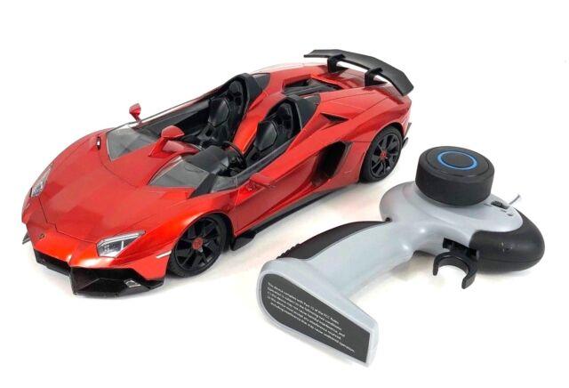 Radioshack 1 16 Scale Lamborghini Aventador J Radio Remote Control