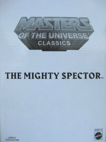 MASTERS OF THE UNIVERSE CLASSICS The Mighty Spector