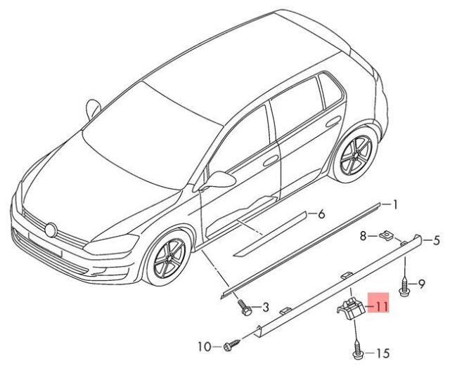 2001 Volkswagen Beetle Wiring Diagram